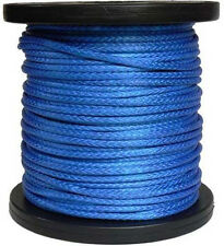 New Dyneema Synthetic Winch Rope Cable 4MM*100Meter Offroad Recovery Warn