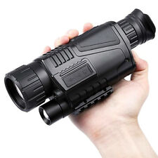 Digital Infrared Night Vision 5X42 Monocular Hunting Video Telescope Scop