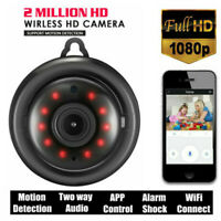 Mini Wireless WIFI IP Camera HD Smart Home Security Camera Night Vision 1080P