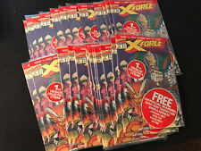 X-Force 1 Sealed 25 Book Dealer Lot 1991 High Grade NM Uncirculated W/ Cards