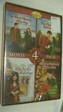 Hallmark Holiday Collection 4 Movie Pack NEW DVD SEE PICS Fast Shipping