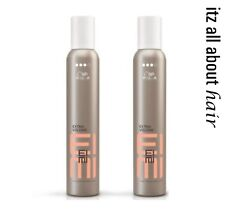 Wella EIMI Professional Wet Styling Extra Volume Styling Mousse 300ml x 2