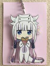 Miss Kobayashi's Dragon Maid Kanna Acrylic Charm Keychain Ita