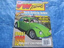 VW TRENDS MAGAZINE JANUARY 1995 /  #bk1