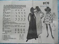 SUN HERALD MAIL ORDER SEWING PATTERN -  VINTAGE 1972.