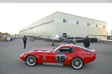 Superformance Shelby Daytona Coupe Racing Shock Upgrade