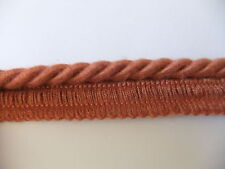 8MM FLANGED CORD/ROPE PIPING RUST HT15