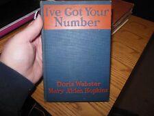 1927 I've Got Your Number DORIS WEBSTER
