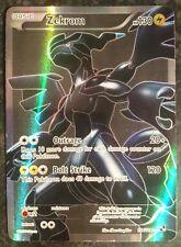 Zekrom Full Art Holo Black and White Pokemon Cards - 114/114