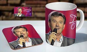 Daniel O'Donnell Tea / Coffee Mug Coaster Gift Set