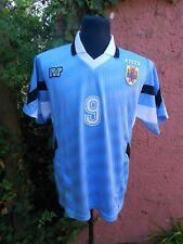 MALAYSIA 1997 Uruguay National team ZALAYETA match worn shirt JUVENTUS NAPOLI