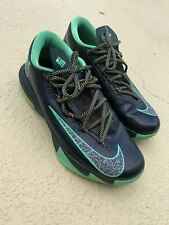 bfa9d9a7c53d Nike Zoom KD VI 6 Night Vision Brazil Shoes 599424-093 Men Size 8.5 Green