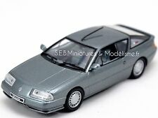 ALPINE RENAULT GTA V6 TURBO  1979 GRIS 1/43