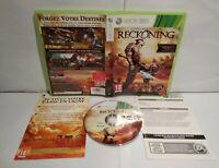 Kingdom of Amalur Reckoning Xbox 360 - Pal français - Complet - Très bon état