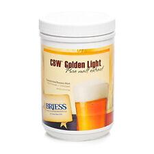 Briess CBW Golden Light Liquid Malt Extract Syrup  Home Brewing Beer - 3.3 lb
