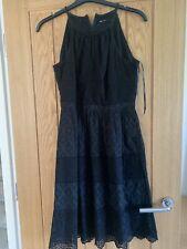 karen millen dress size 12 Black