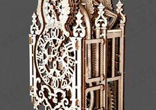 Wooden City® ROYAL CLOCK, Wooden Mechanical Models, zur Selbstmontage!