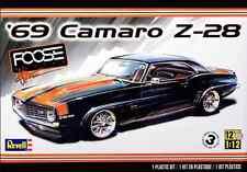 Revell 1/12 Foose '69 Camaro Z/28 Plastic Model Kit 85-2811