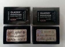 20 Boxes Dental Nordin Glassix Posts Glass Fiber Post