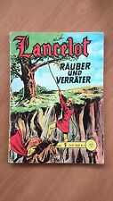 Lancelot bd 5 Räuber und Verrät Lehning Verlag, 1963-1965, Rarität