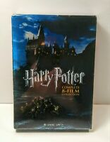Harry Potter: Complete 8-Film Collection (DVD, 2011, 8-Disc Set) New Sealed