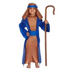 Disfraces unisex azules, navidad
