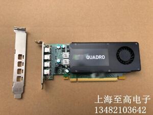 NVIDIA Quadro K1200 4GB GDDR5 PCI-E Mini DisplayPort Professional Graphics Card