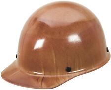 Msa 10104377 Skullgard Cap Hard Hat Natural Tan Standard Staz On Suspension
