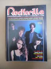 ROCKERILLA n°92 1988 Opal Talking heads David Sylviani Syd Barrett   [G872]