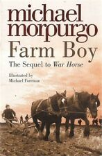 Farm Boy by Michael Morpurgo (New Paperback Book)