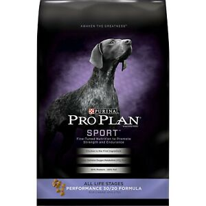 Purina Pro Plan Sport All Life Stages Performance 30/20 Chicken & Rice F/ Dog