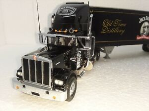 Matchbox Jack Daniels Old No.7 Tractor Trailer  1:58