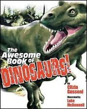 The Awesome Book of Dinosaurs, Gussoni, Clizia, Good Book