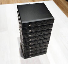 Lot of 10 HP EliteDesk 705 G1 - 500GB HDD - AMD A8 PRO-7600B - 8GB RAM
