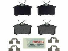 For 2001-2005 Audi Allroad Quattro Brake Pad Set Rear Bosch 86731CH 2004 2002
