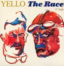 "Yello The Race 3 mixes ,Blazing Saddles Us 12"""