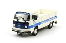 VW Volkswagen Dealership Kombi Pickup 1982 Argentina Diecast Scale 1:43+Magazine