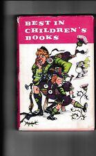 Best in Children's Books---REMY CHARLIP---FEODOR ROJANKOVSKY--1959---#23---hc/dj