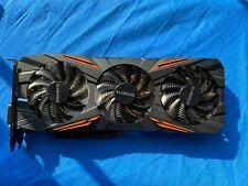 GIGABYTE GeForce 1080 GV-N1080G1 GAMING-8GD PCIe Graphics Card
