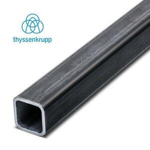 Vierkantrohr Stahl Vierkant Rohr Quadratrohr Rechteck Hohlprofil Pfosten S235