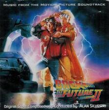 "Alan Silvestri:  ""Back To The Future II""   (Soundtrack Score-CD)"