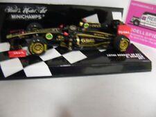 1/43 Minichamps Lotus Renault GP r31 nick heidfeld 2011