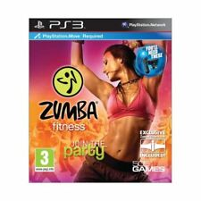 Zumba Fitness - Game Only - PS3 Playstation 3