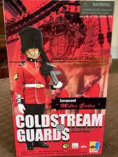 2002 DRAGON British ACTION FIGURE: COLDSTREAM GUARDS Sergeant Miles Gates NIB