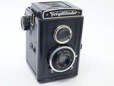 Voigtlander Brillant TLR Camera with Skopar 7.5cm F4.5 Lens. Stock No u9676