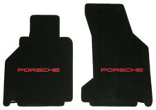 LICENSED PORSCHE® FLOOR MATS 2002-2005 911 (996) targa/convertible *WITH BOSE