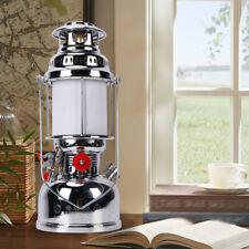 Silver Non-Electric Lighting Kerosene White Light Emergency Soure at Least 8h