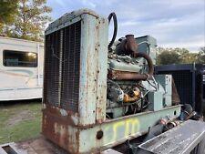 New Listingdetroit Powered 75kw Powerplant