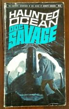HAUNTED OCEAN (DOC SAVAGE) by Kenneth Robeson  1970 3rd