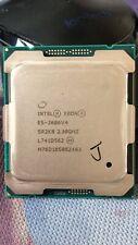 Intel Xeon sr2k8 e5-2686 v4 processor   18 Core 2.3ghz 45mb e5-2695v4  CPU